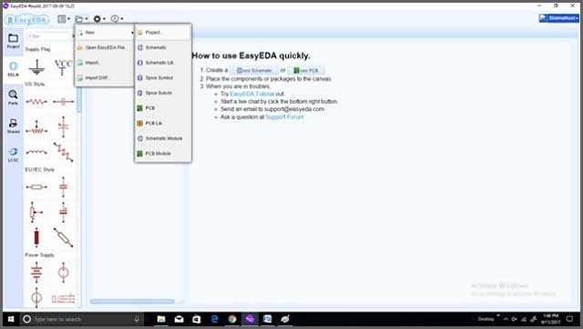 EasyEDA – 开始一个新项目.jpg