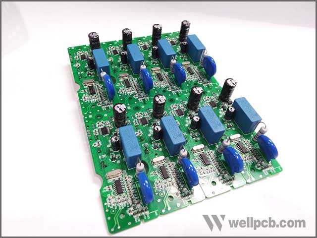 Electronics printed circuit board on White background.jpg