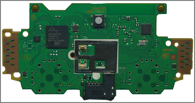 Ps4 Controller Pcb Circuit Board