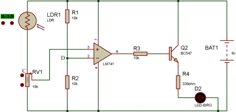 How To Using Light Detector Circuit(Latest) | WellPCB