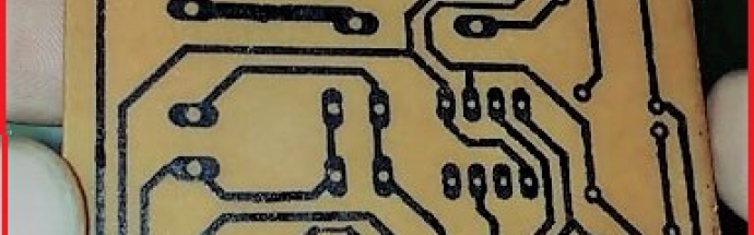 An Easy Approach to Make PCB at Home