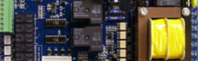 Glx PCB Main