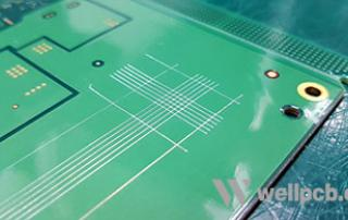 entirely coated PCB