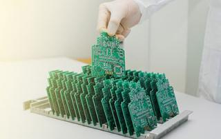 A certain number of PCB fabrications