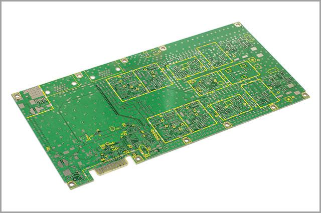 Barebone PCB