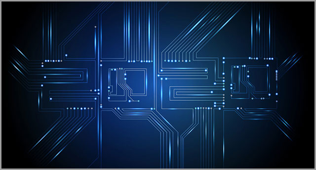 The high-tech background of rigid-flex PCB
