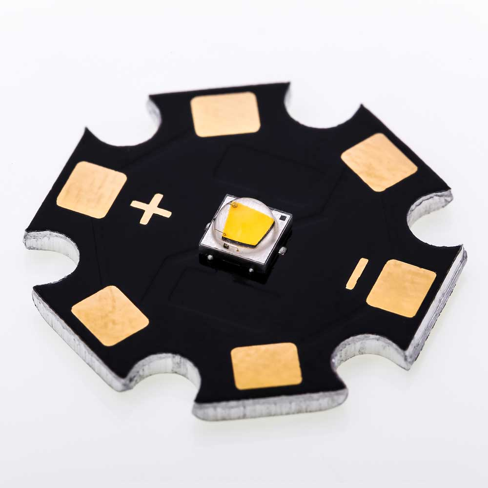 Using SMD Components on LED PCBs