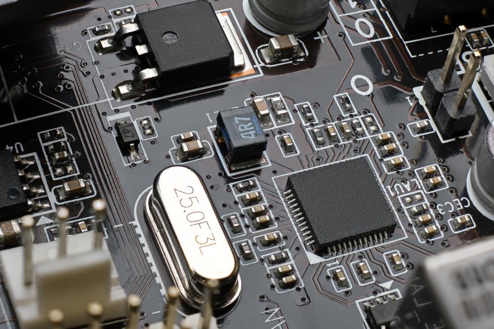 PCB 上的 SMD 电阻