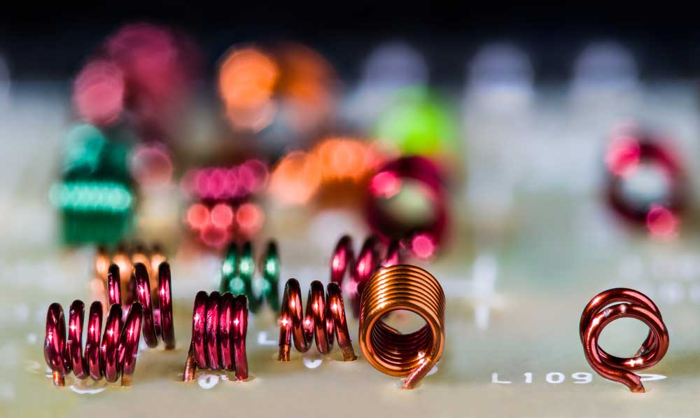 Types of Inductors--