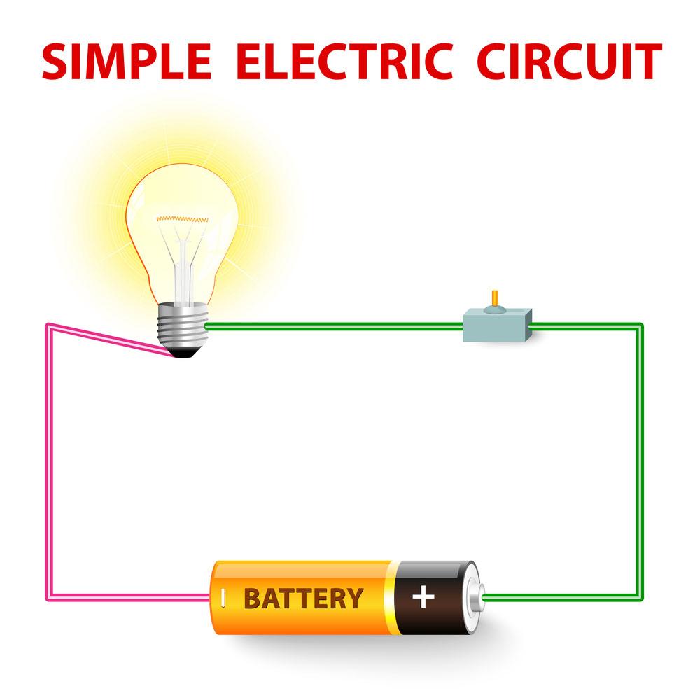 一个简单的电路