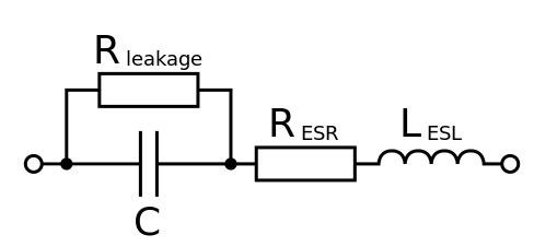 电解电容型号