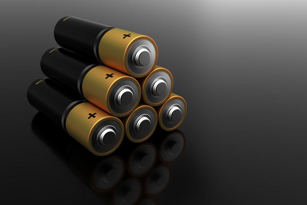 同类型电池