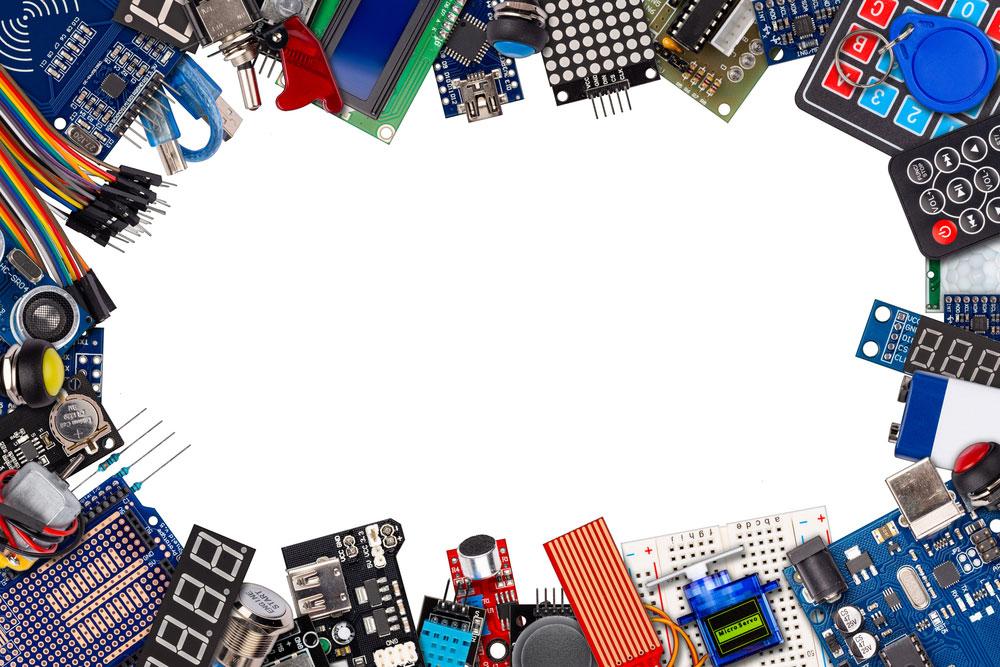 Arduino Nano 和 Arduino UNO 并排放置